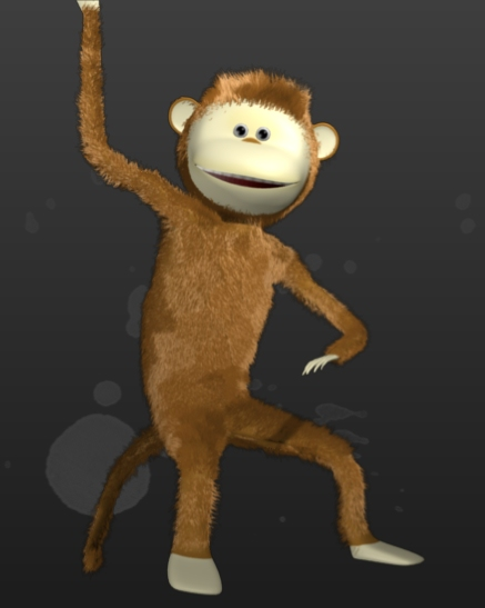 Creative Monkey Design